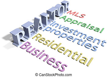 pośrednik w sprzedaży nieruchomości, prawdziwy, sprzedawać, stan, służby, dom