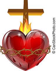 poświęcone serce