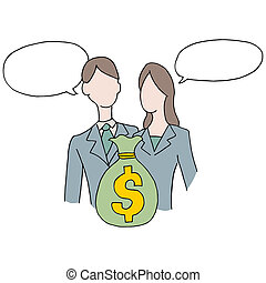 pożyczka, handlowy zaludniają