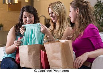 po, nakupování