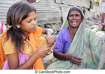 pobreza, woes