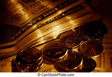 Pocket Money - Photo of Money With Creative Lighting. See ...