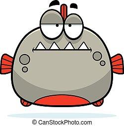poco, annoiato, piranha