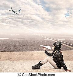 poco, aviador