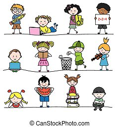 poco, childrens, gruppo