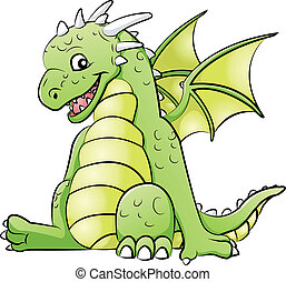 poco, dragón