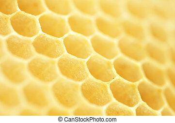 poco profondo, dof, honeycomb.