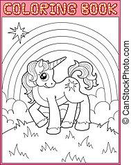 poco, unicorno