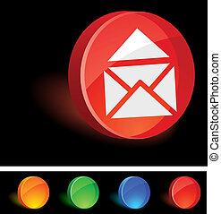 poczta, icon.
