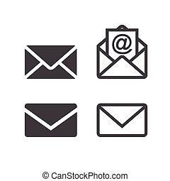 poczta, ikona