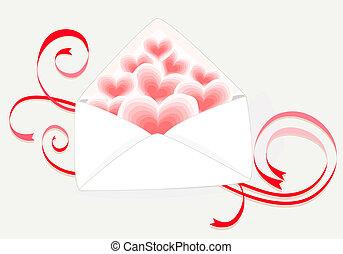 poczta, miłość