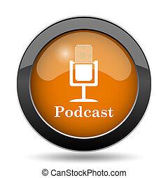 podcast, 圖象
