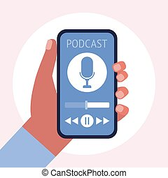 Podcast concept