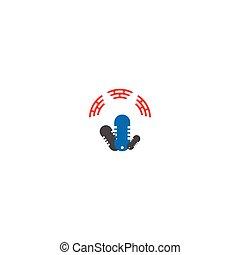 Podcast icon
