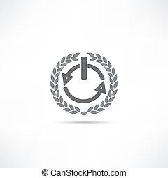 poder, ícone