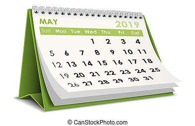 poder, 2019, calendario