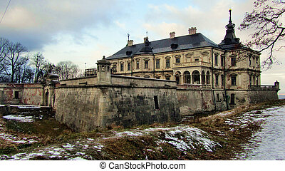 Podgoretsky castle, Ukraine - Excursions in Ukraine, Lviv...