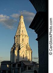 podniesienie, moskwa, kościół