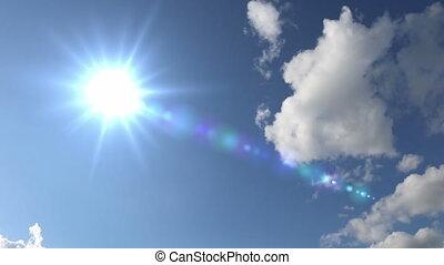 poduszeczki, słoneczny