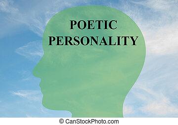 Poetic Personality concept