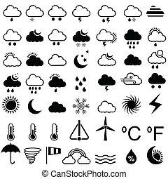 pogoda, ikona