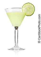 pohár, margarita