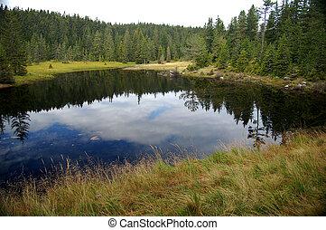 pohorje, 湖, 2