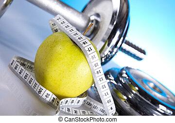 poids, fitness, perte