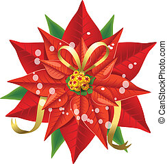 poinsettia illustrations and clipart 5 535 poinsettia royalty free rh canstockphoto com poinsettia clipart free poinsettia clipart for embroidery