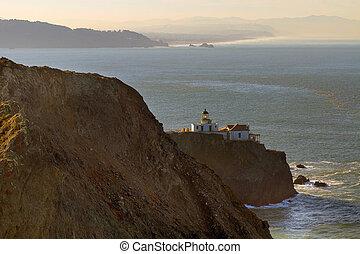 Point Bonita Lighthouse in San Francisco