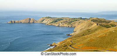 Point Bonita Lighthouse San Francisco California