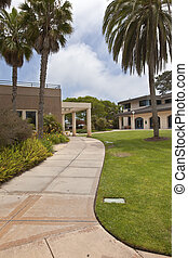 Point Loma Nazarene University California. - Architecture...