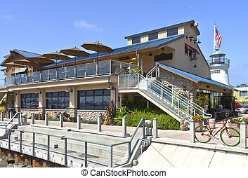 Point Loma Seafoods and cafe California. - Point Loma...