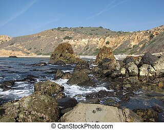 Point Vicente Geology