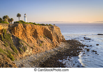 Point Vicente Lighthouse in Los Angeles