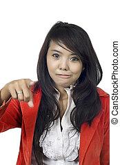 pointage femme