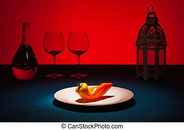 poivre orange