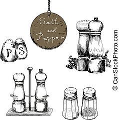 poivre, sel