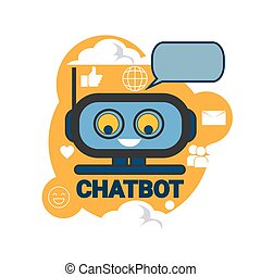 pojęcie, chatbot, bot, robot, zastosowanie, pogawędka, ...