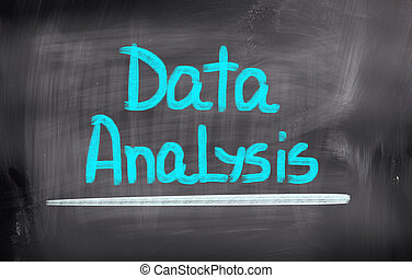 pojęcie, dane, analiza