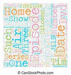 pojęcie, dvd, rewizja, ulepszenie, wordcloud, tekst, tło, pora, dom