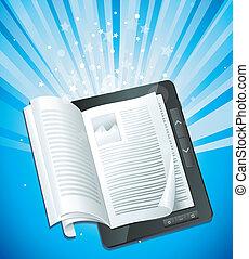 pojęcie, elektronowa książka