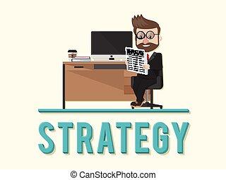 pojęcie, handlowa strategia