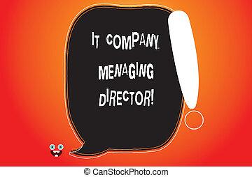 pojęcie, kropka, kolor, tekst, to, czysty, pisanie, technologia, okrzyk, informacja, dyrekcyjny, director., bańka mowy, towarzystwo, potwór, konturowany, szef, treść, pismo, twarz, profesjonalny, icon.