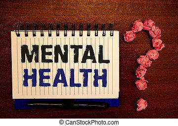 pojęcie, mentalny, tekst, wellbeing, pisanie, psychologiczny, osoba, treść, emocjonalny, pismo, warunek, health.