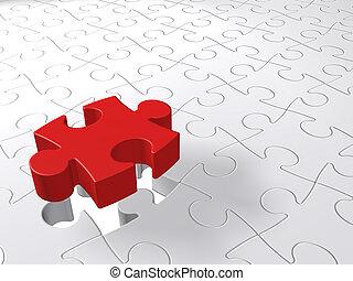 pojęcie, ostatni, zagadka, wyrzynarka, na dół, tło, nadchodzący, biały, kawał
