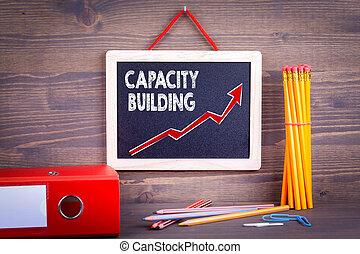 pojęcie, pojemność, handlowy, powodzenie, budowa.