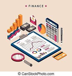 pojęcie, projektować, finanse
