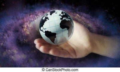 pojęcie, przestrzeń, poszanowanie, ziemia, 81, exploration.