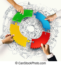 pojęcie, przybory, zagadka, integracja, kawałki,...